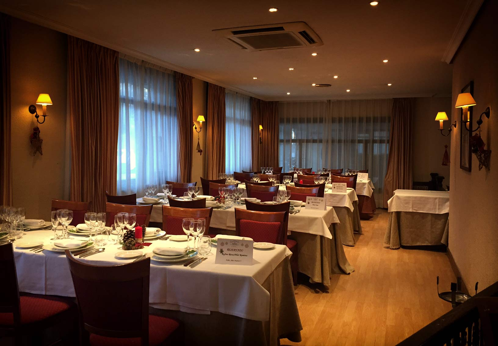 Discover our restaurant